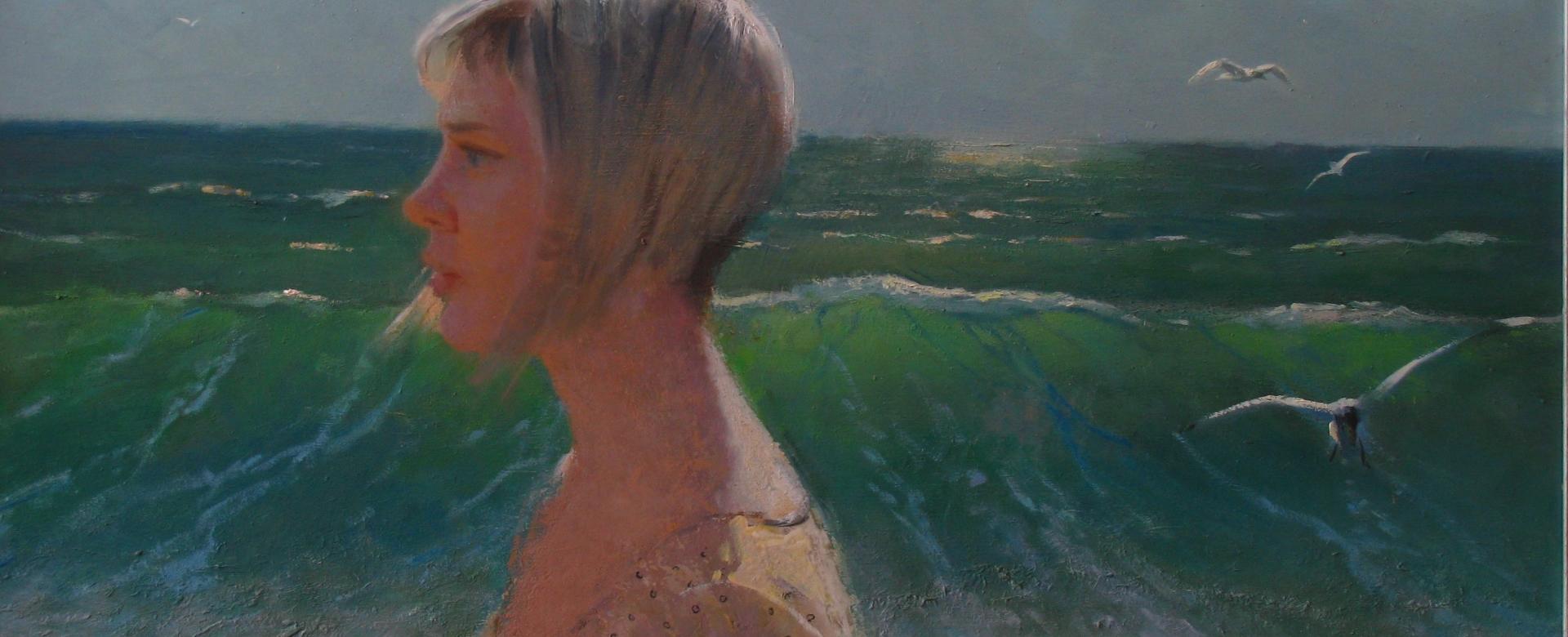 Exhibition of Lugansk artist Sergey Kondrashov