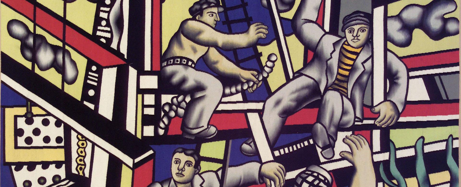 Выставка «Фернан Леже. Поэтика современности»