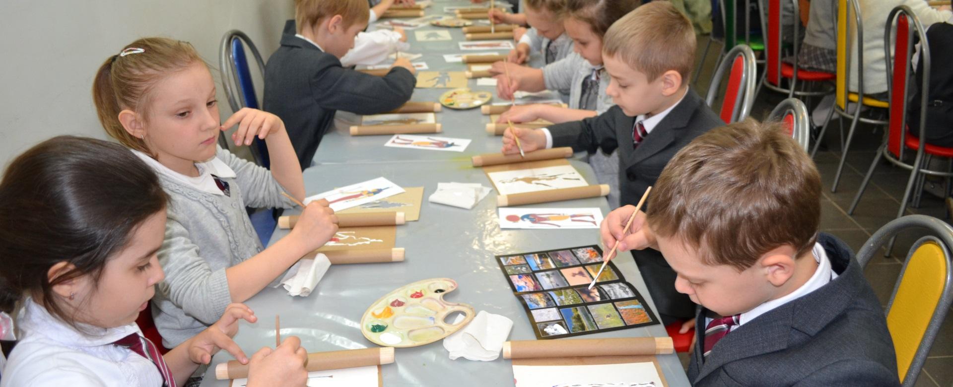 Тематические музейные занятия для школьников и студентов